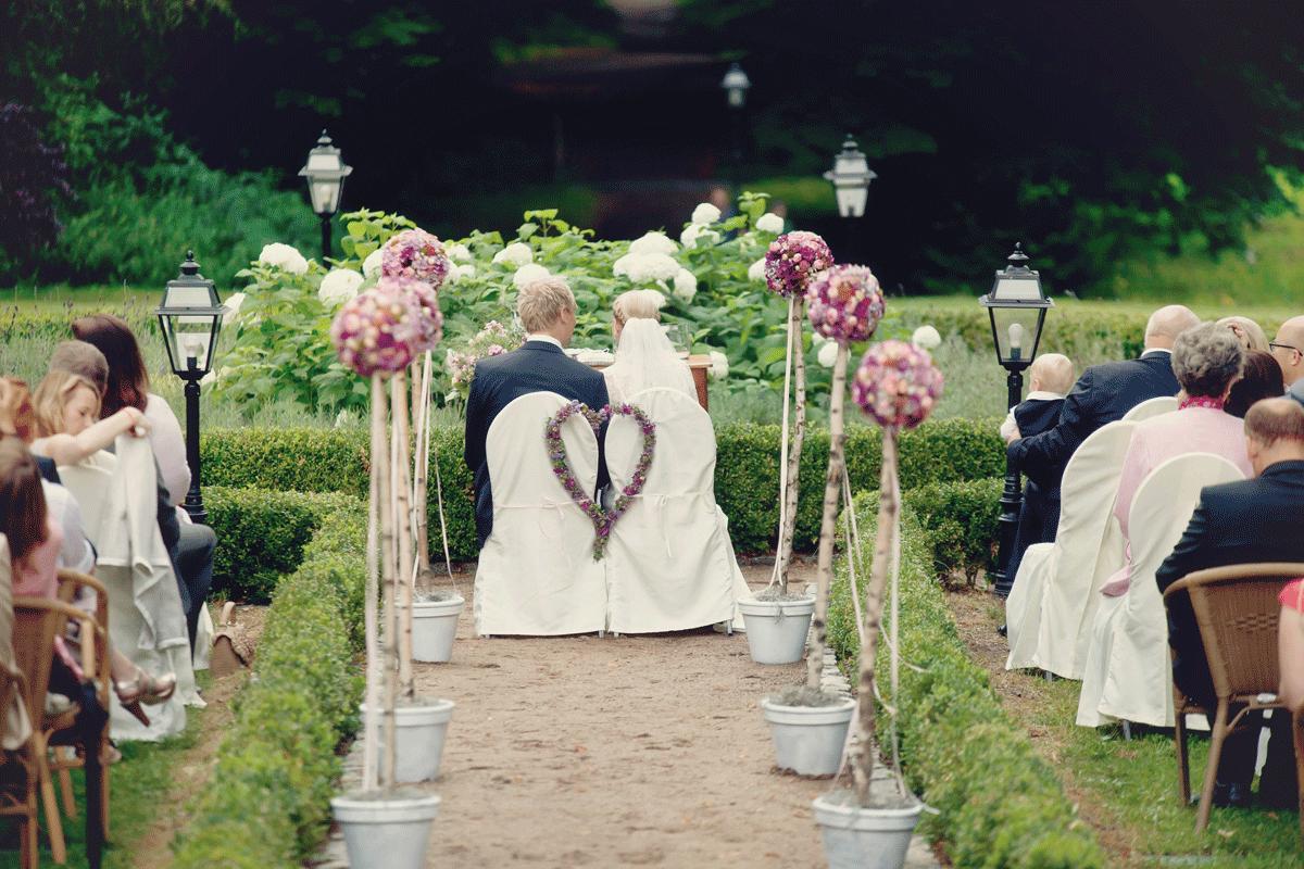 Heiraten schloss ostsee