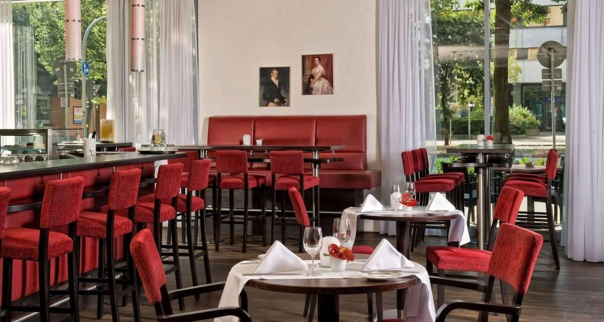 Restaurant - WIENER KAFFEE Arcotel Rubin Hamburg