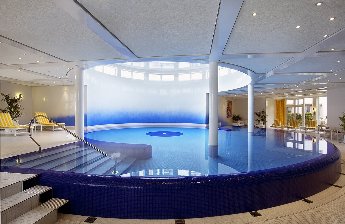 Wald berge und seen die 10 besten wellnesshotels im for Design hotel schwarzwald