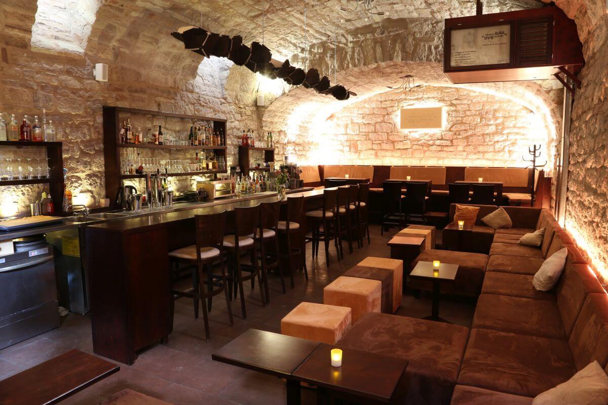 Deutsches Haus Hammelburg Cocktailbar