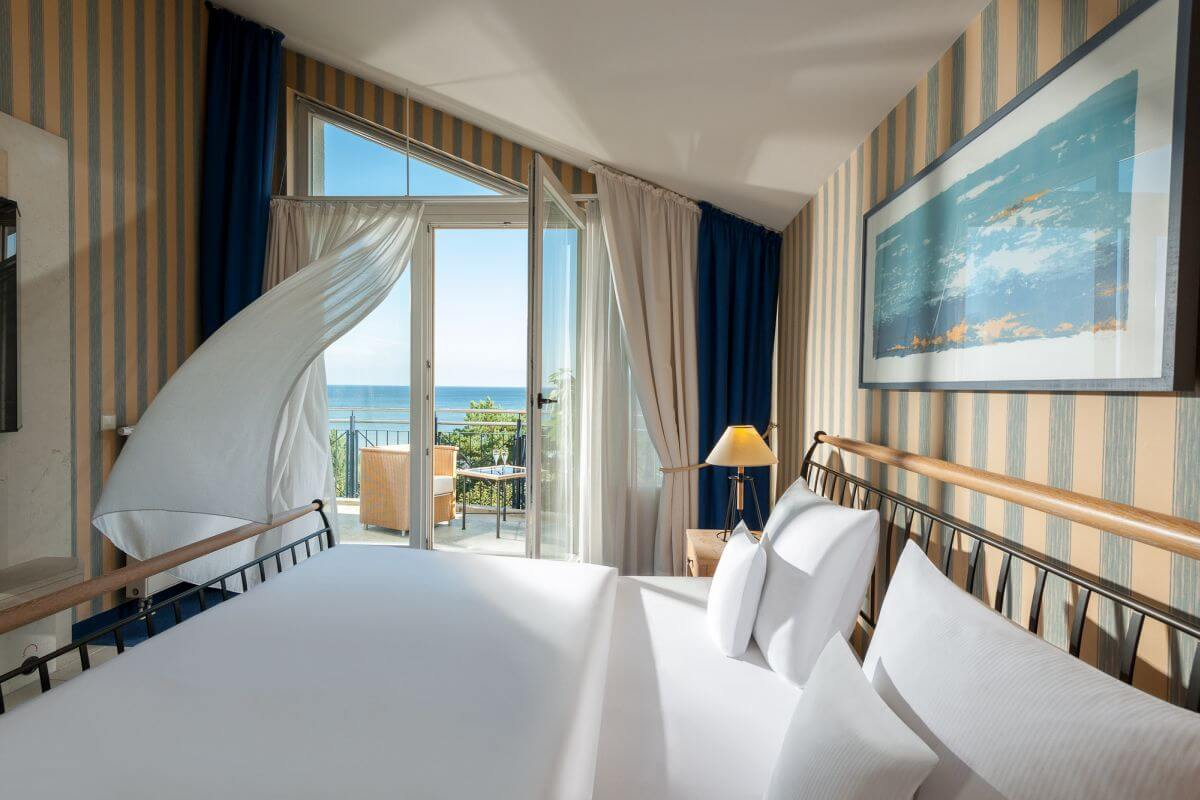 Dorint Strandhotel Suite