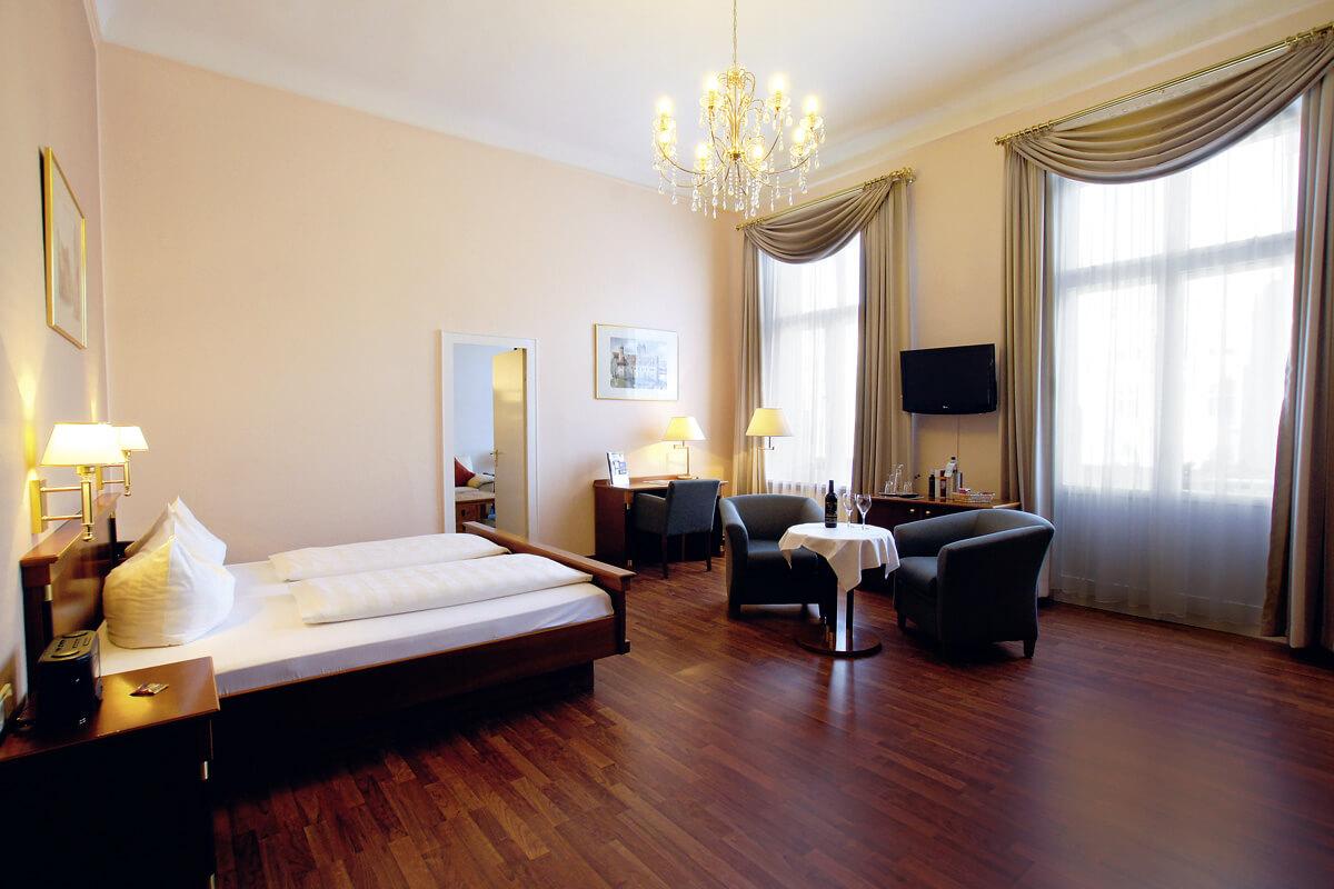 Hotel Deutsches Haus Braunschweig Doppelzimmer