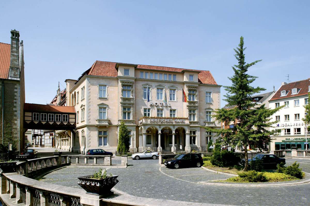 Hotel Deutsches Haus Braunschweig