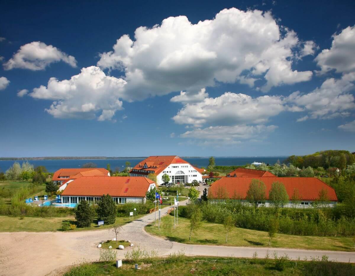 Lindner Hotel & Spa Rügen Aussenansicht