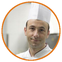 Executive Chef Alessandro Salandini Hotel Caesius Thermae