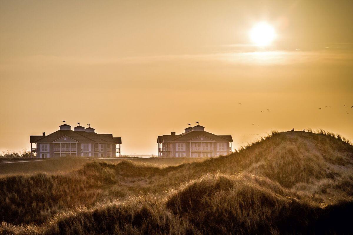 Beach Motel Aussenansicht