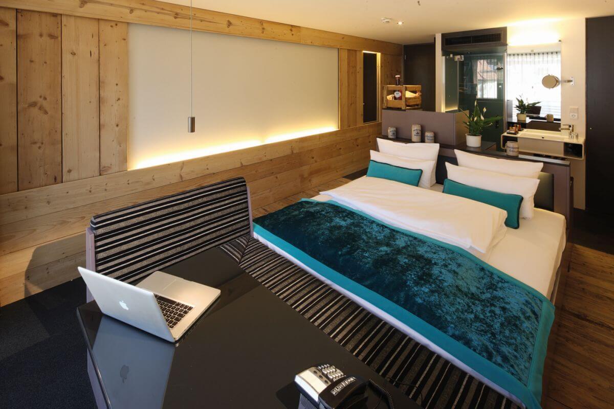 Best Western BierKultur Hotel in Ehingen Bierkistenzimmer