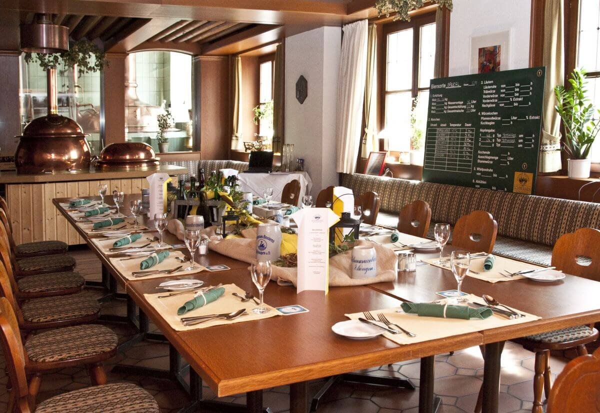 Best Western BierKultur Hotel in Ehingen Brauseminar