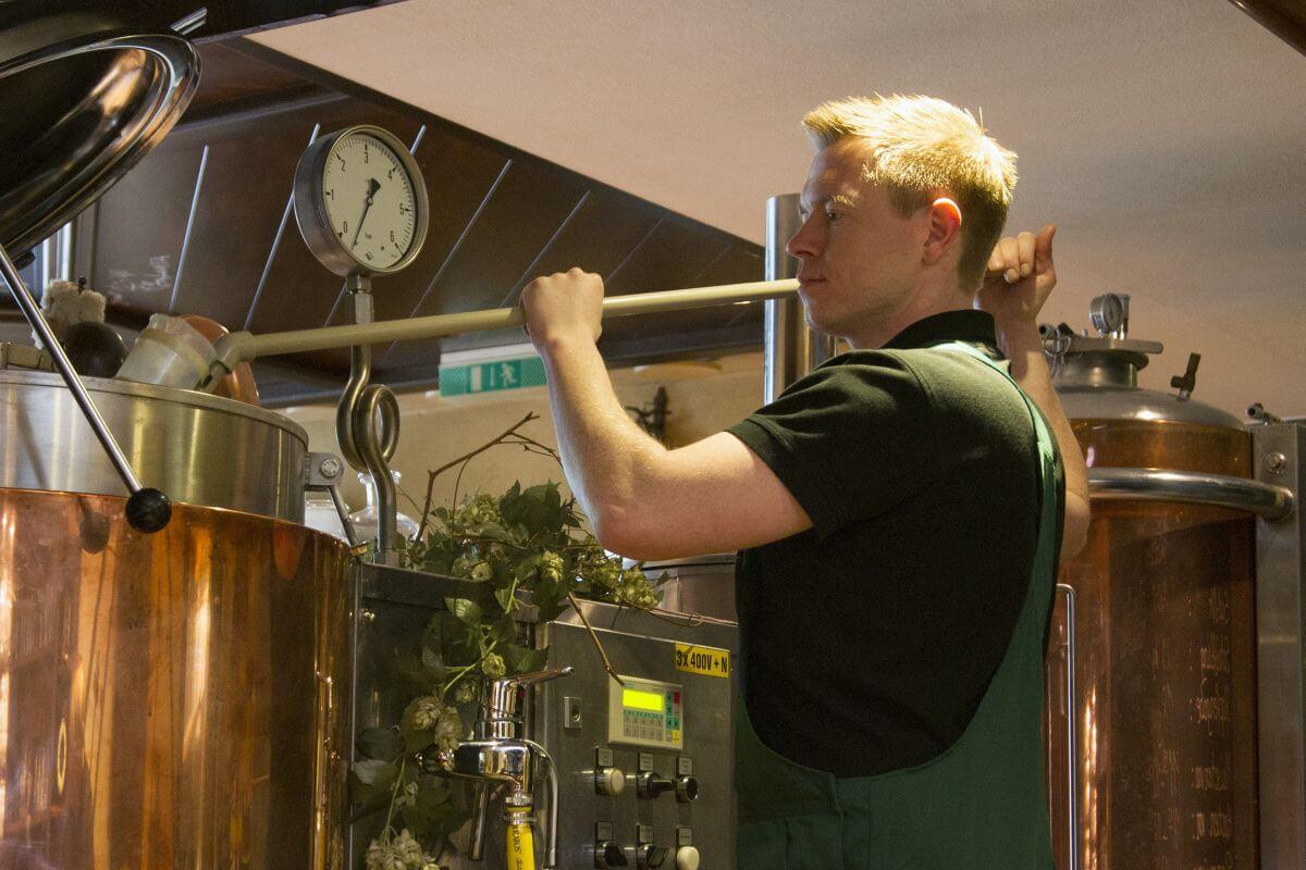 Bierseminar im Bierhotel Blauer Engel