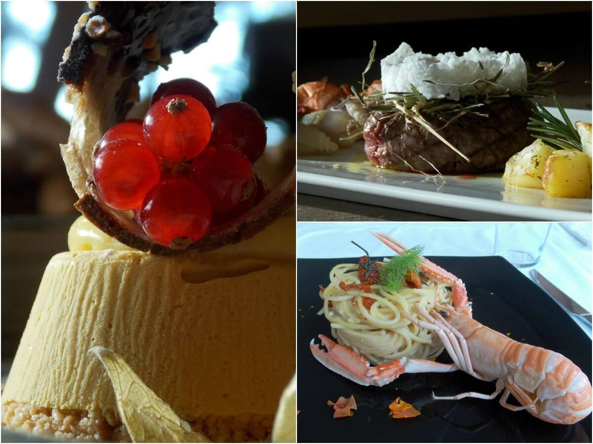 Gourmet-Hotel Corte Valier Gardasee Speisen