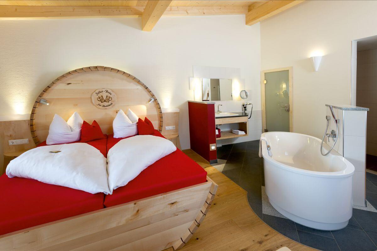 Hotel Gut Riedelsbach Bierkuschelzimmer