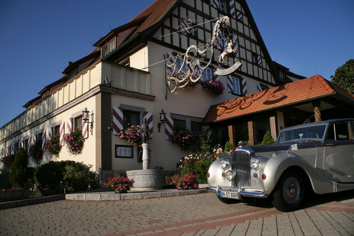 Hotel Landwehr-Bräu aussenansicht