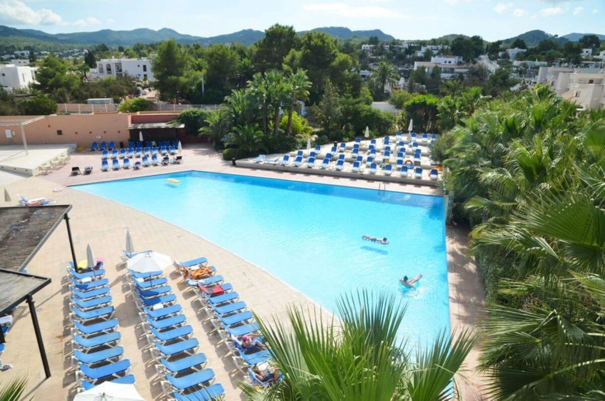 Ibiza Strandhotel AzuLine Bergantín