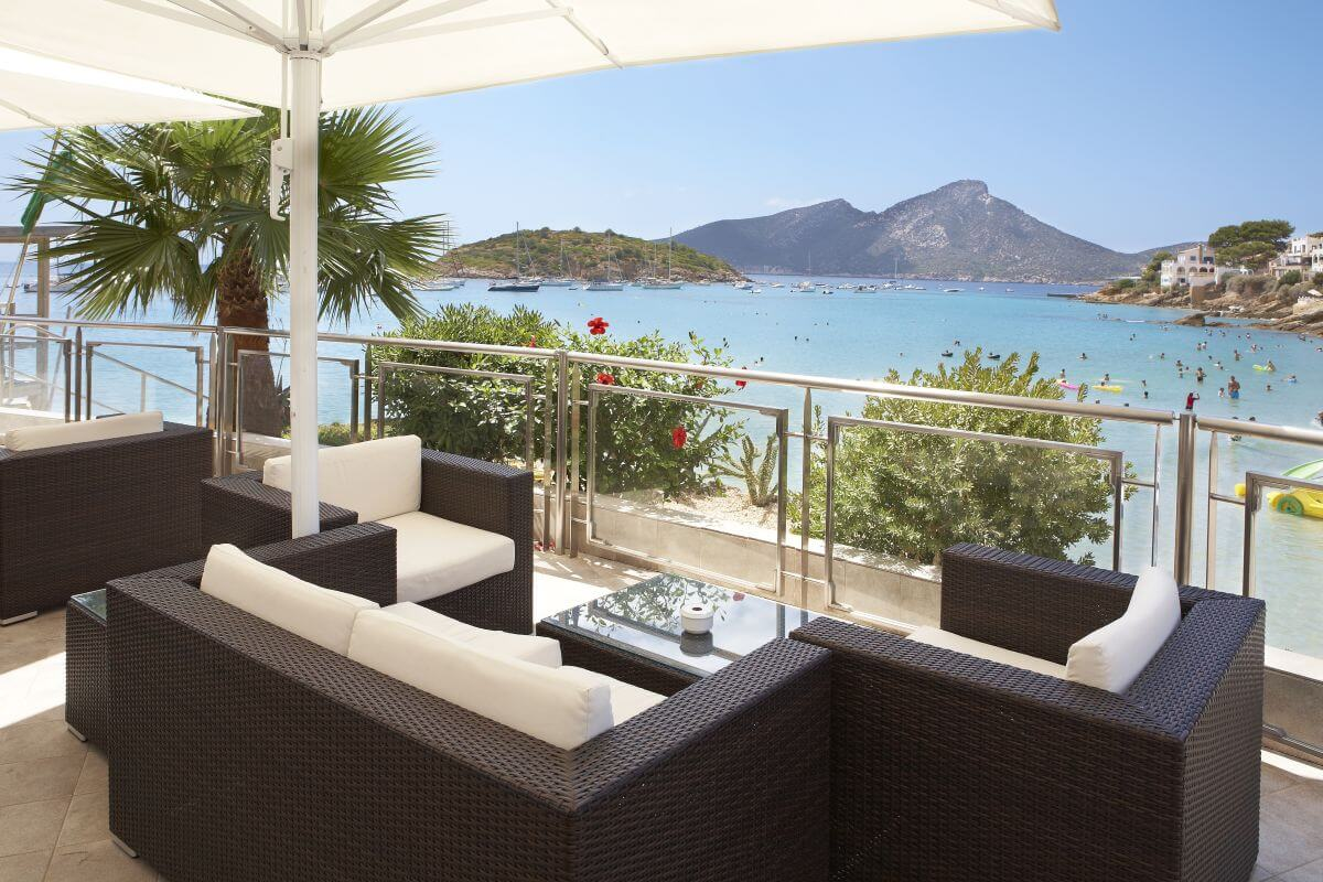 Last minute im september hoteldeals in europas sonnigsten for Design hotels auf mallorca