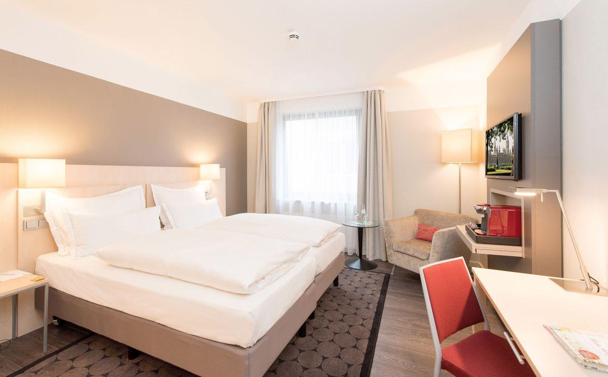 Kostenloses WLAN im Hotel Lyskirchen