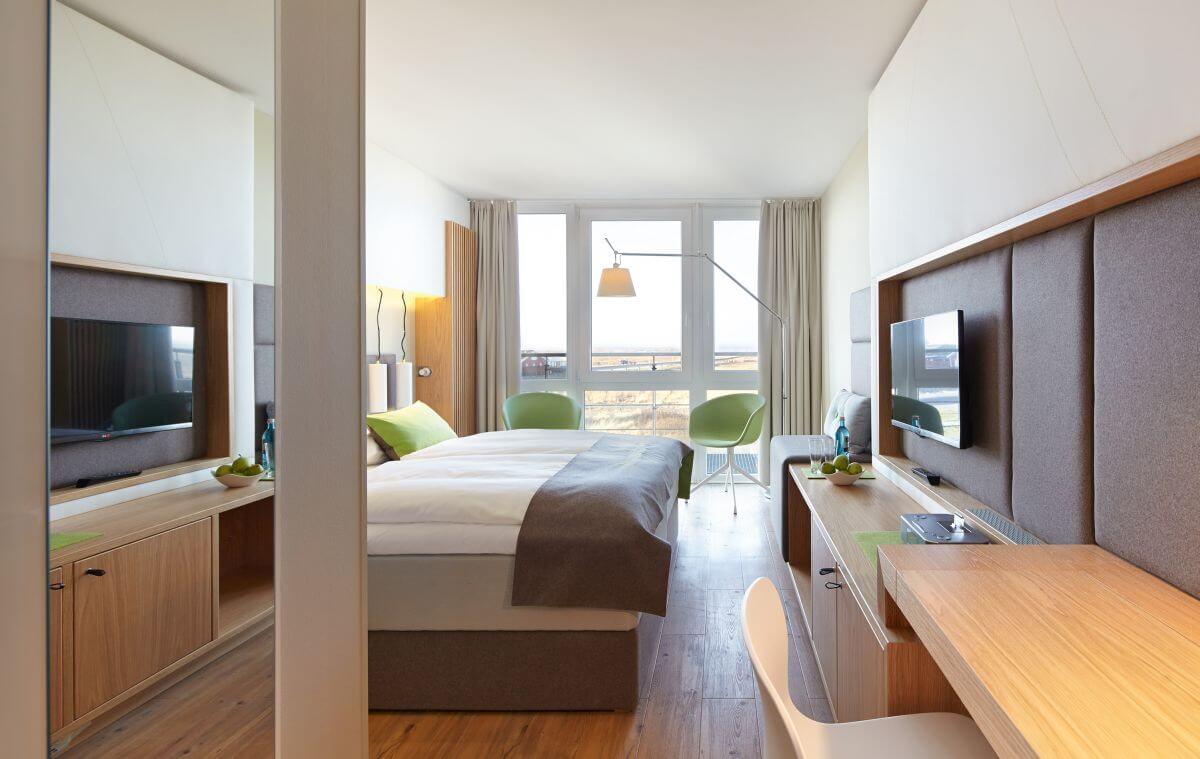 Meerblick Zimmer Strandgut Resort