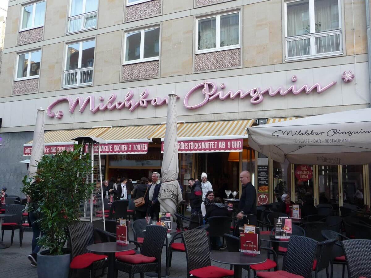Milchbar Pinguin Restaurant Leipzig