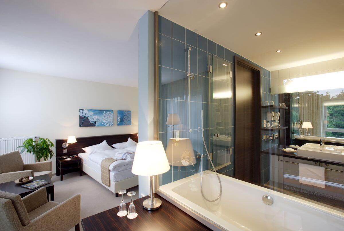 Zimmer mit Bad