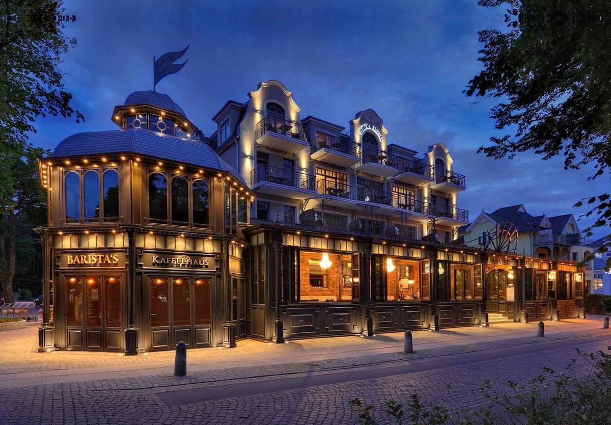 Rollstuhlgerechte Hotels Deutschland