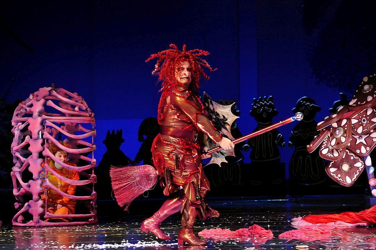 Opernaufführung