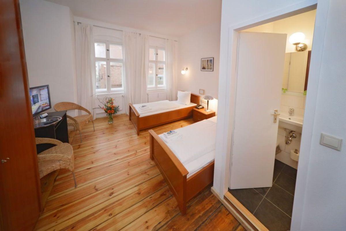 Altbau Zimmer im Old Town