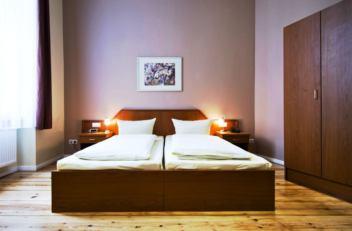 Doppelzimmer Rewari Berlin