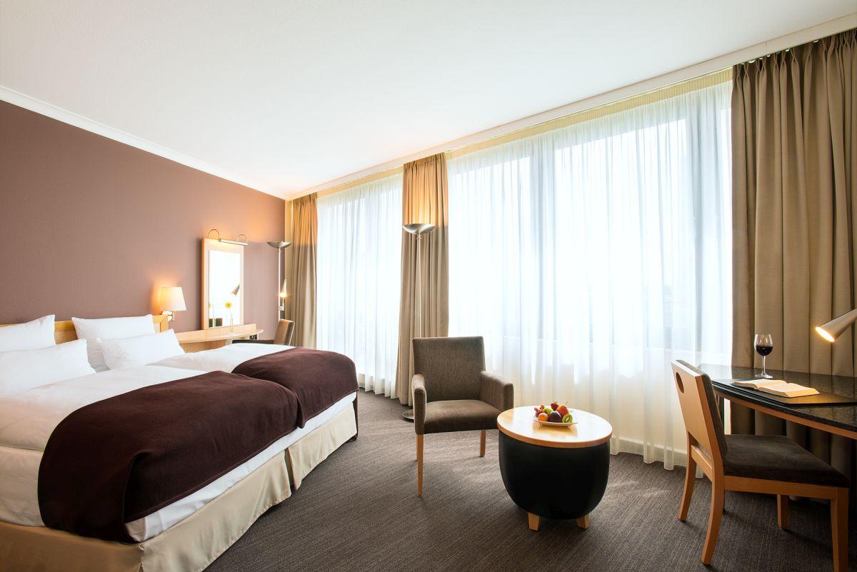 Doppelzimmer im NH Berlin Alexanderplatz