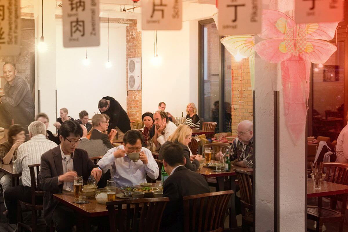 Chinessische Kochkunst gibt es im Chinabrenner
