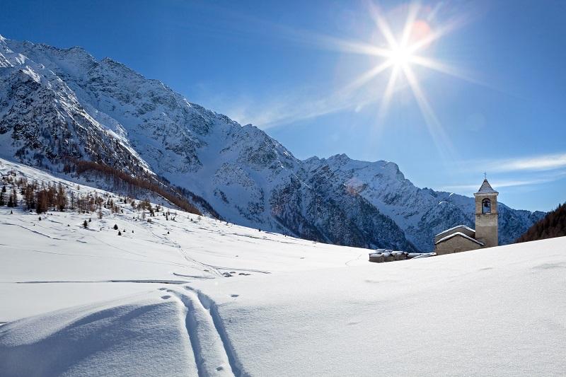 Chiesetta in Val di Rezzalo - Bormio