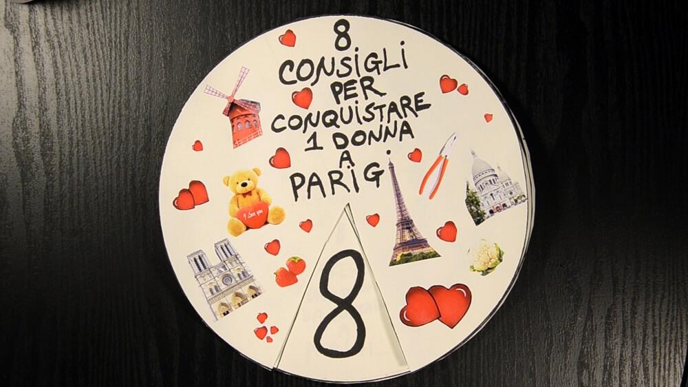 8 consigli per conquistare una donna a Parigi