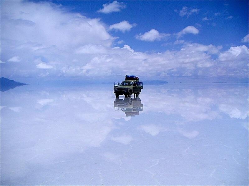Cliccate sulla foto per scoprire i paesaggi più spettacolari del Sud America