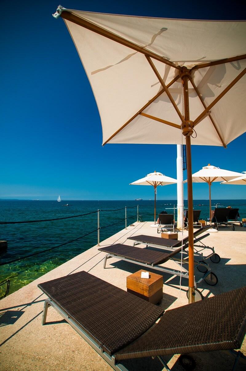 Hotel Tre Merli Beach - Trieste
