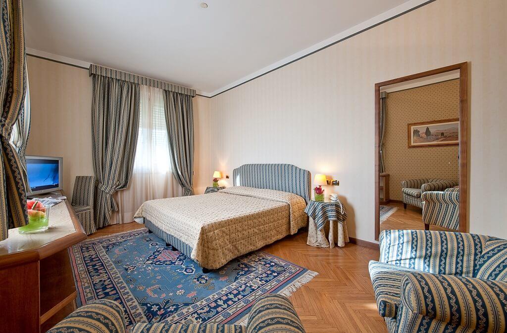 Grand Hotel Nizza Et Suisse – Montecatini Terme