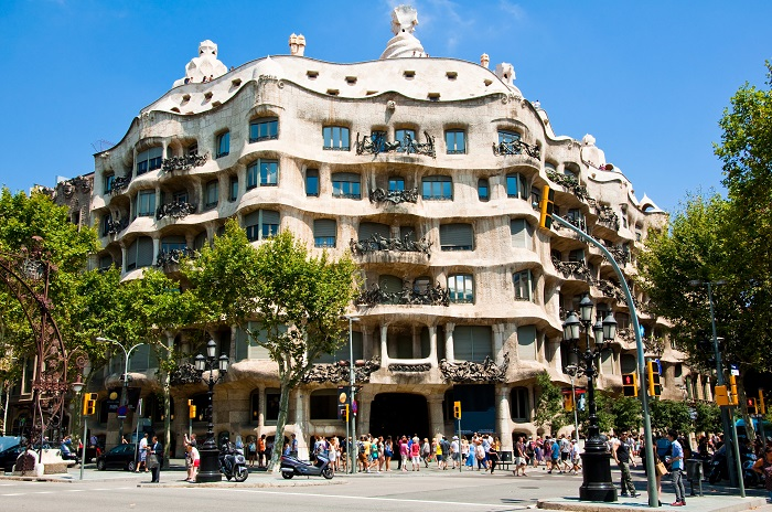Barcellona - Casa Milà