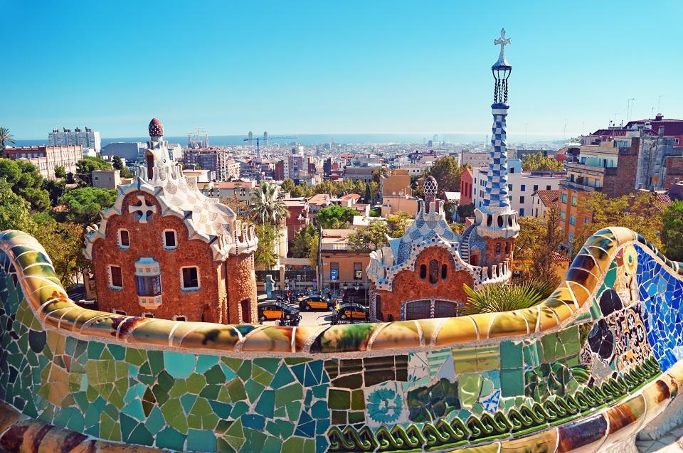 Barcellona - Parco Güell