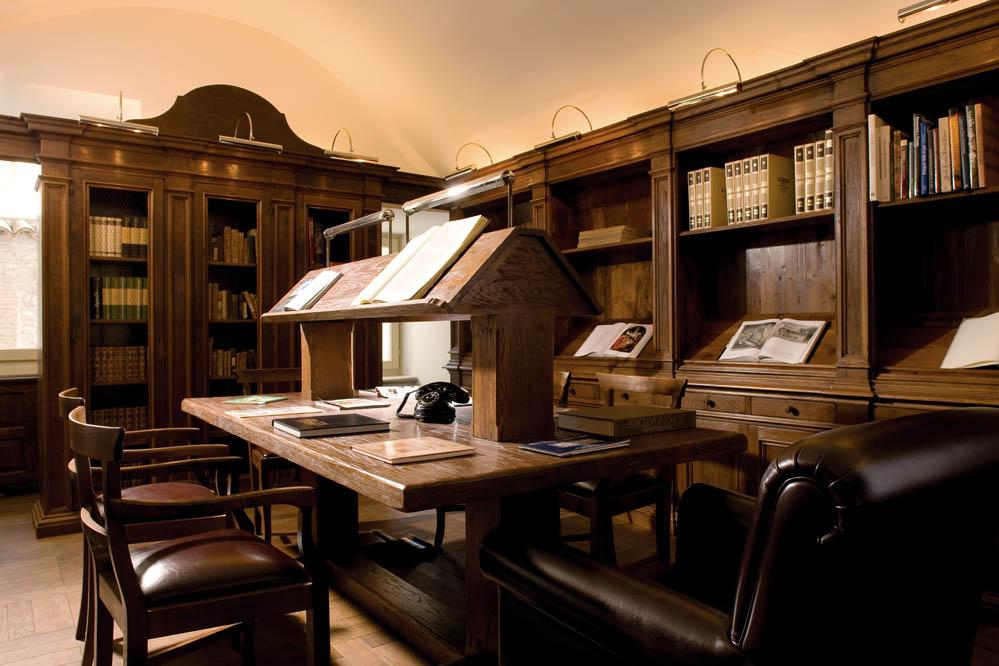 Biblioteca di Palazzo Seneca