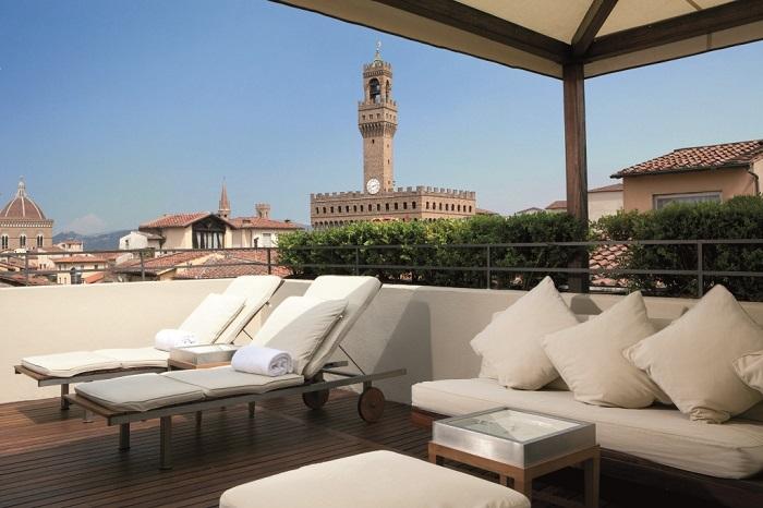 Hotel Continentale di Firenze