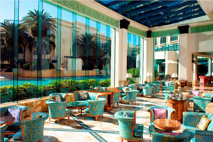 Palazzo Versace Gold Cost