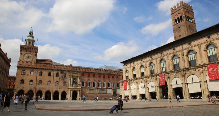 Palazzo del Podestà e Torre dell'Arengo © Beatriz Huélamo