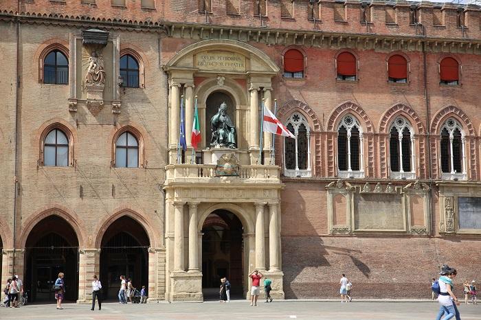 Palazzo d'Accursio © Beatriz Huélamo