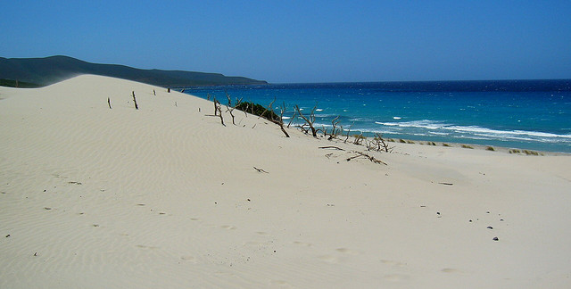Dune di Porto Pino. Foto (cc) by Cristiano Cani on Flickr