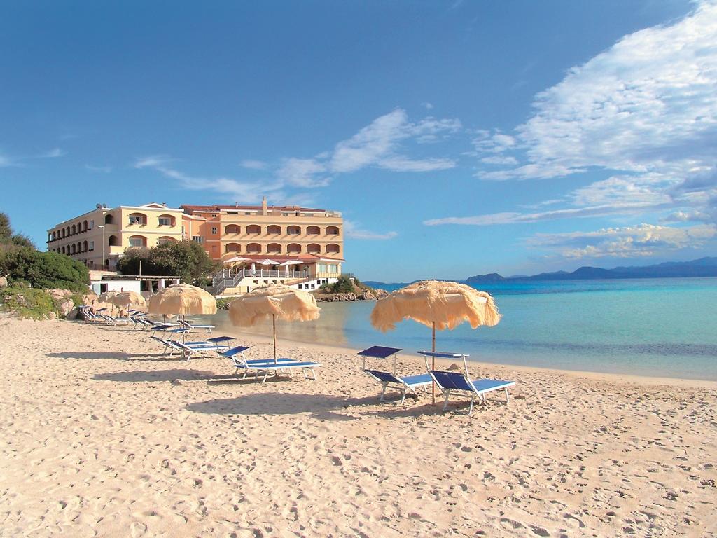 Hotel Gabbiano Blu - Spiaggia privata