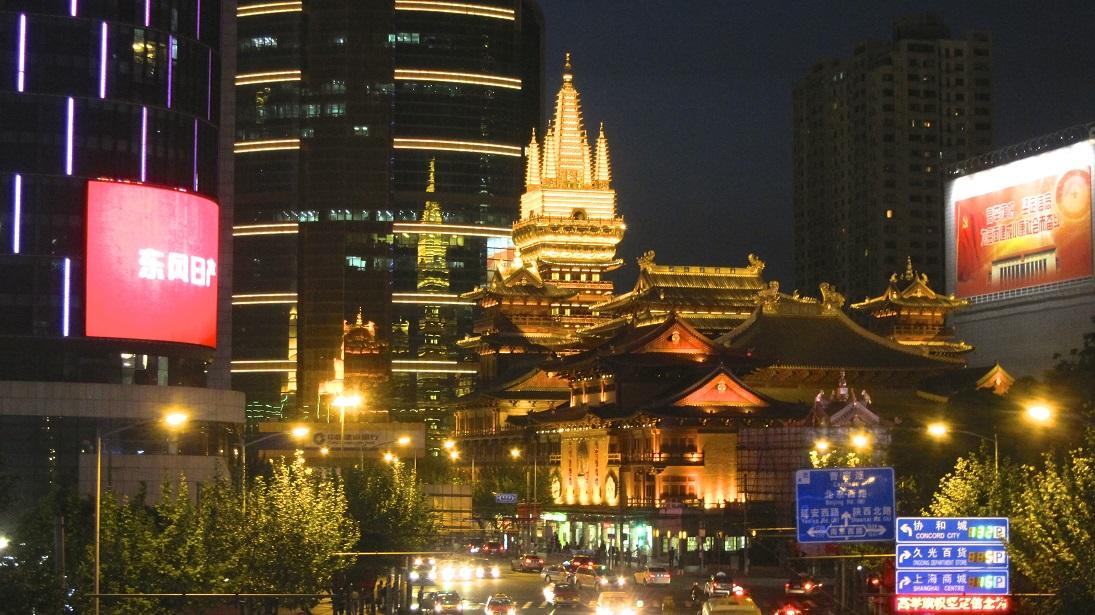Clicca sulla foto per le offerte Hotel trivago a Shangai Jiang'an temple, da 11€ pp! Foto (c) Federico Bonotto