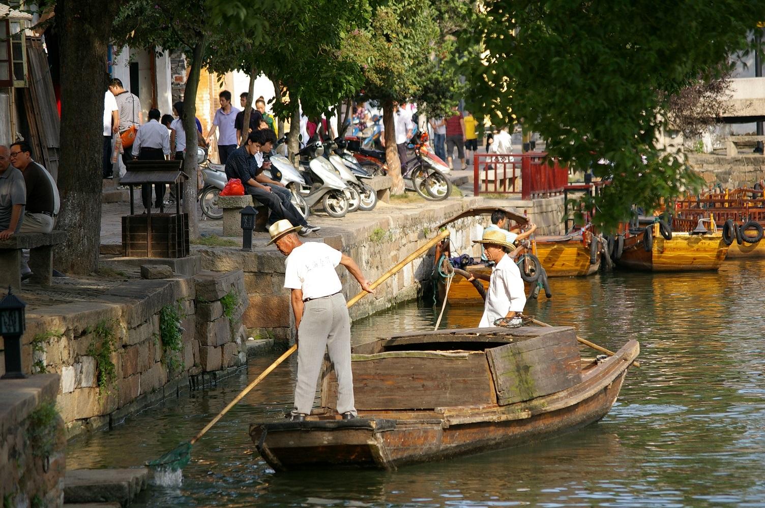 Clicca sulla foto per vedere le offerte a Shangai Tongli da 6€ pp! Foto (c) Federico Bonotto