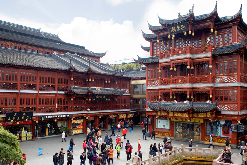 Clicca sulla foto e vedi le offerte Hotel trivago a  Shangai Yu Garden, da 10€ pp! Foto (c) Federico Bonotto