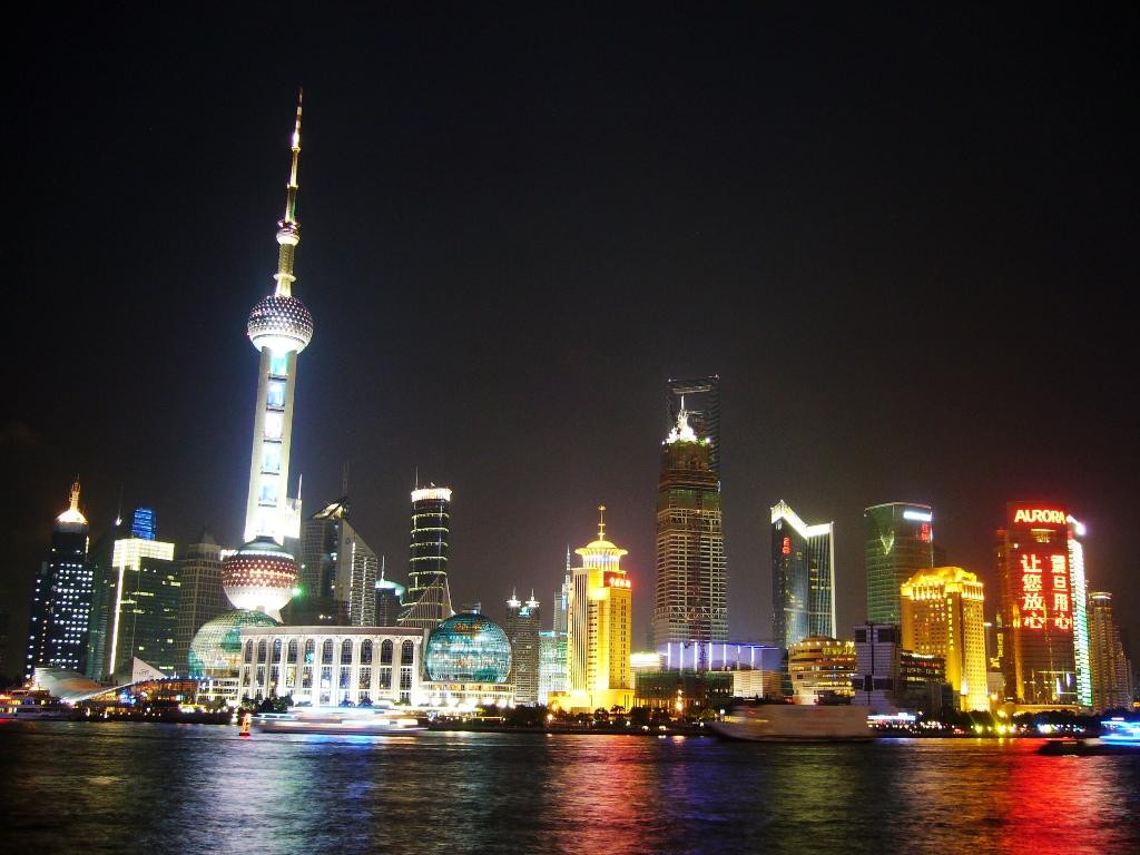 Cllicca sulla foto per vedere le offerte per Shanghai Pudong su trivago, da 9€ pp! Foto (c) Federico Bonotto