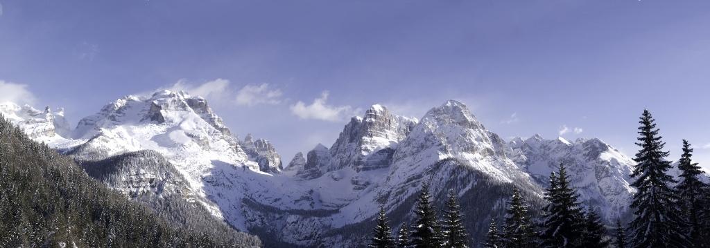 Sciare a Madonna di Campiglio Pinzolo Val Rendena