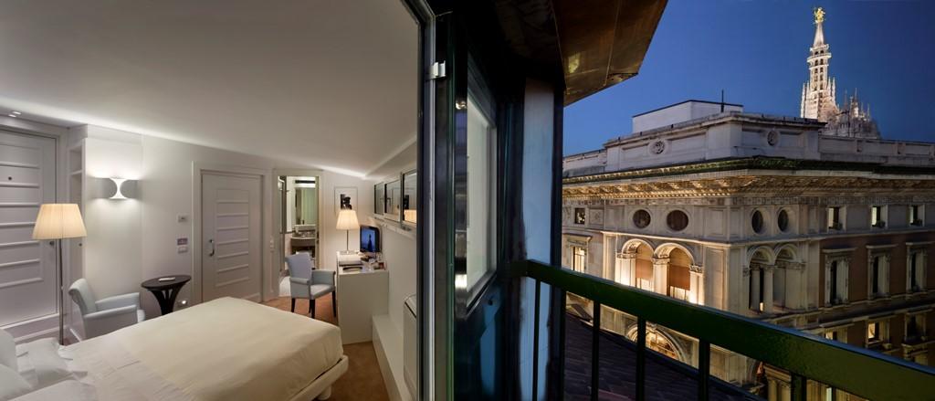 UNA Maison Milano_suite 2