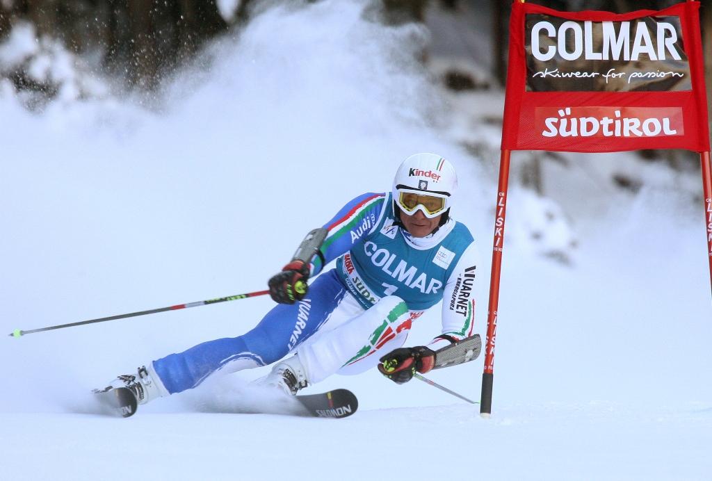 La gara di slalom gigante sulla Gran Risa in Alta Badia – Fonte: Consorzio turistico Alta Badia/Freddy Planinschek