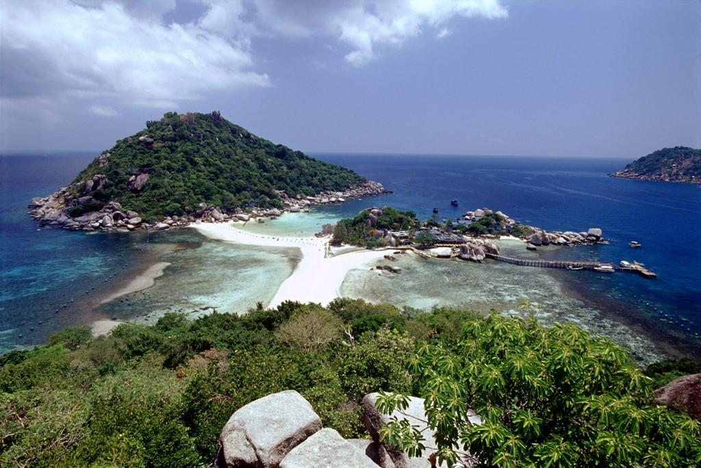 Koh Nang Yuan Golfo di Thailandia - cliccate e scoprite la Thailandia su trivago!